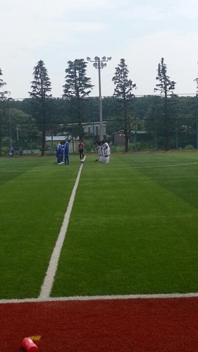7/13(土)U15,14-Aトレーニングマッチ