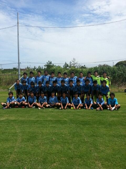 7/20(土)U14 Bay Dreams Cup 2013 予選リーグ