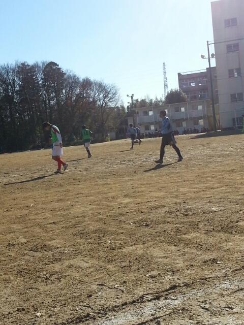 12/25(水)U15,14トレーニングマッチ