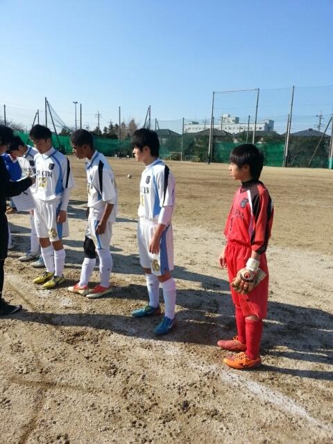 3/15(土)U15県2部リーグ第5節