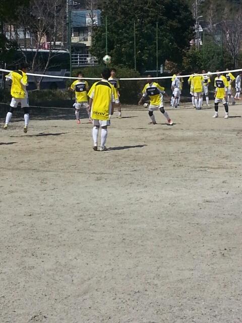 3/23(日)U14千葉県サッカーフェスティバル