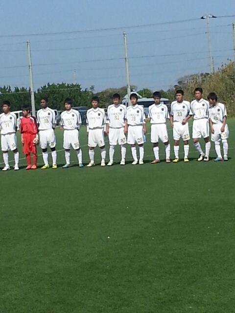 4/12(土)銚子サッカーフェスティバル予選トーナメント