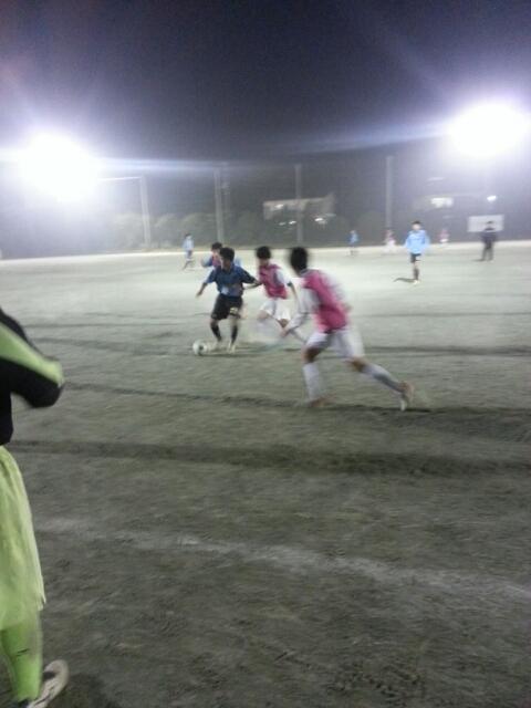 4/29(火)U15トレーニングマッチ