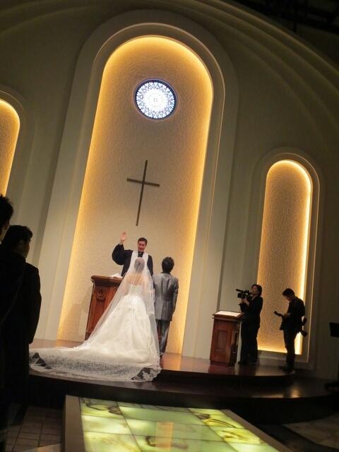 4/27(日)結婚式のご報告
