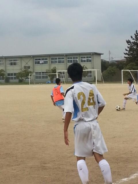 8/8(金)U15トレーニングマッチ