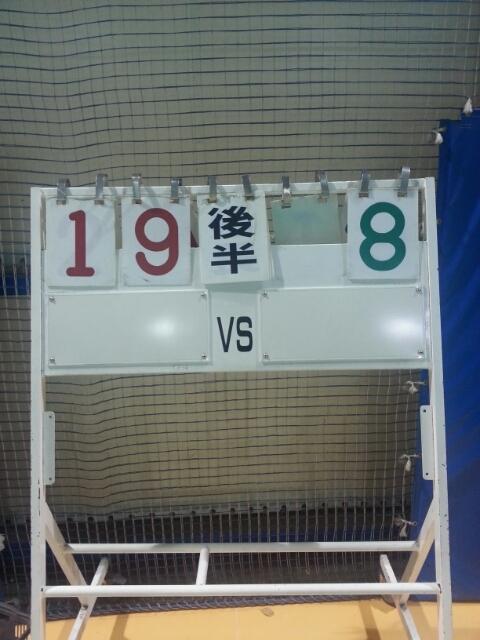 8/17(日)U15フットサルトレーニングマッチ