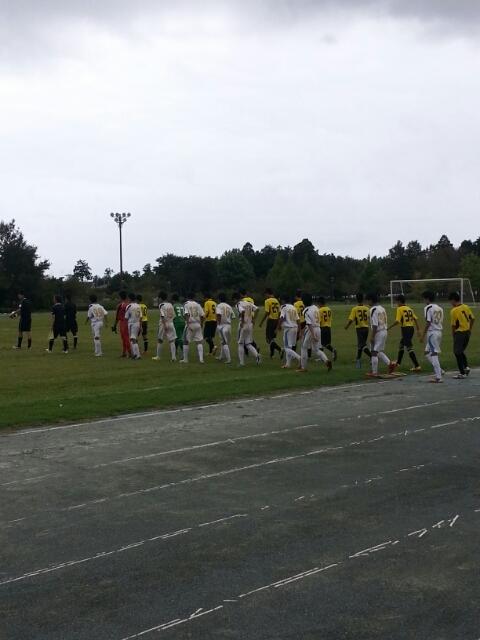 ■U15県2部リーグ最終節