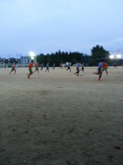 9/15(日)U15トレーニングマッチ