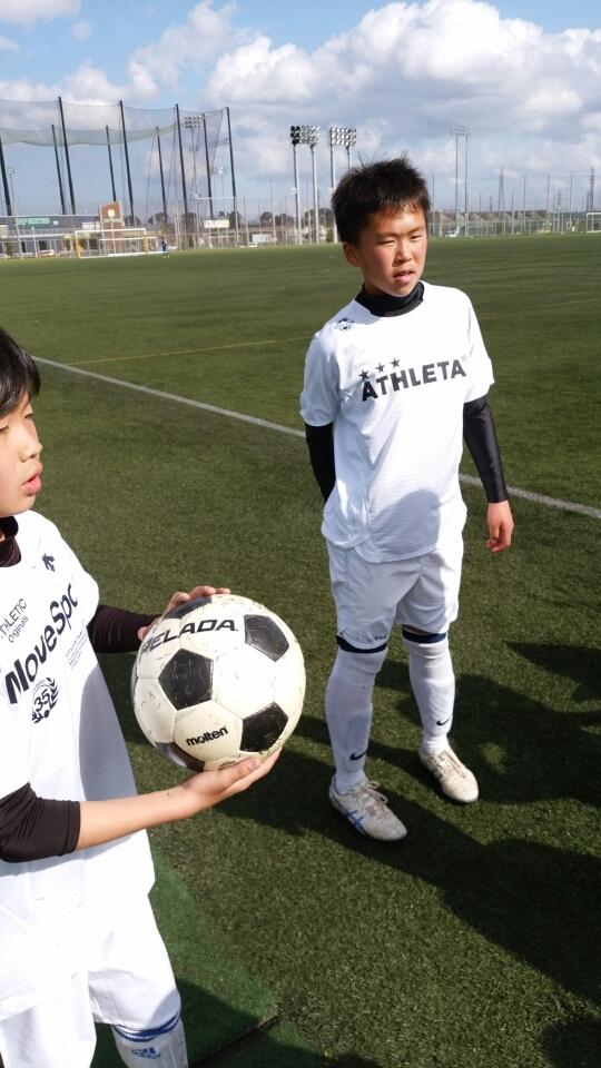 3/22(火)新入団選手トレーニングマッチ