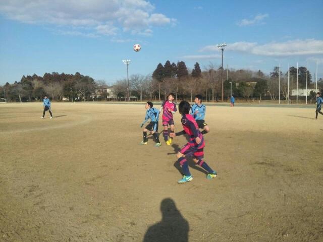 1/13(日)U14トレーニングマッチ