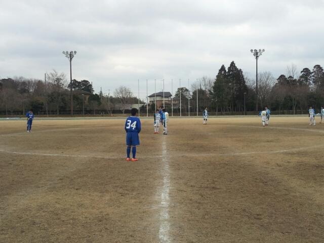3/9(日)U13Bトレーニングマッチ