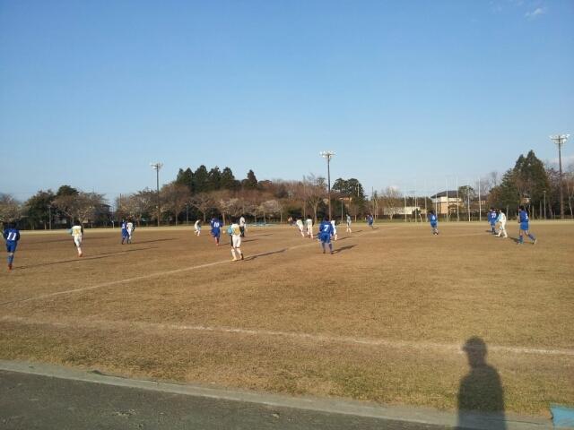 4/5(土)U14トレーニングマッチ