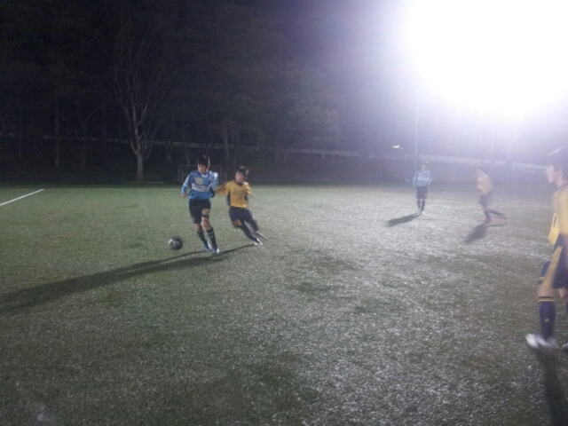 4/13(日)U14トレーニングマッチ