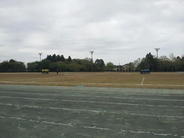4/20(日)U14トレーニングマッチ