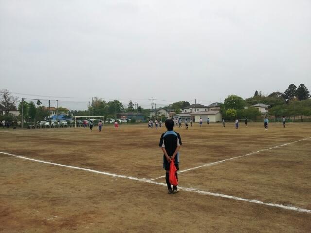 4/29(火)U14トレーニングマッチ