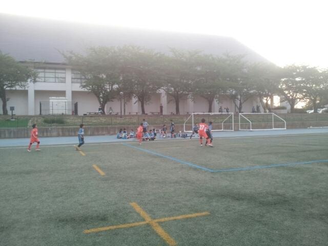 5/11(日)U14トレーニングマッチ