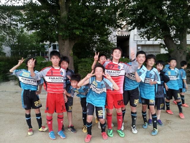 5/24(土)U14トレーニングマッチ