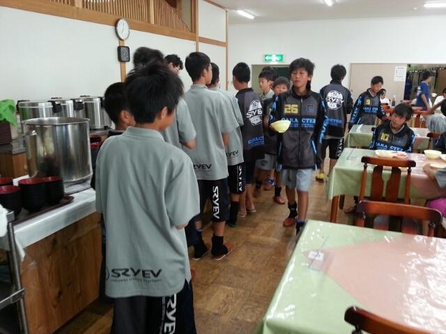 7/30(水)U13BANFF横浜ベイ招待大会in長野 最終日