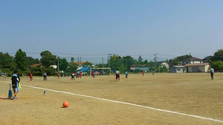 6/1(日)U14トレーニングマッチ