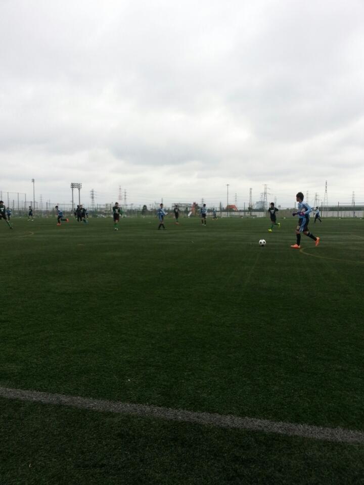 3/7(土)U14トレーニングマッチ