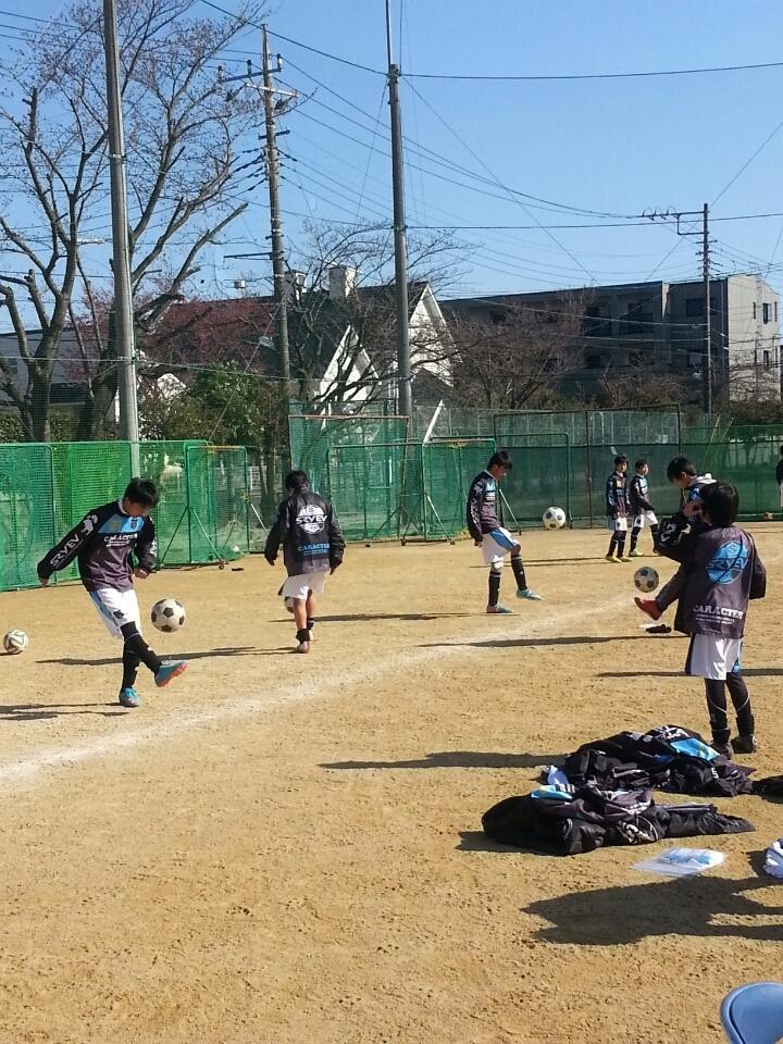 3/25 U13千葉県サッカーフェスティバル