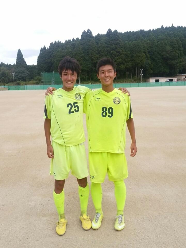 8/25(火)U15トレーニングマッチ