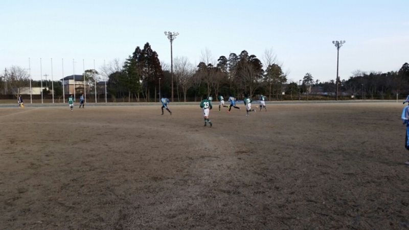 2/28(土)U13トレーニングマッチ