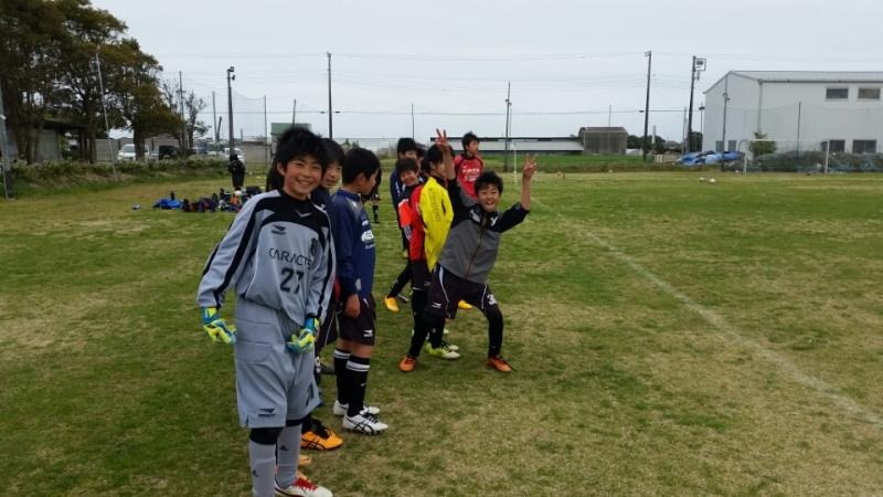 4/4(土)U13トレーニングマッチ