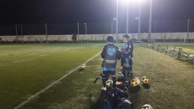 4/4(土)U14トレーニングマッチ