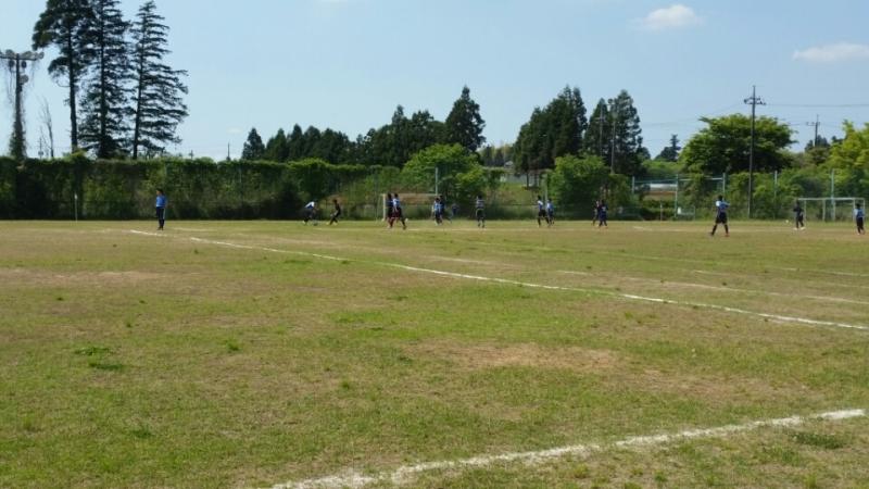 5/2(土)U13トレーニングマッチ