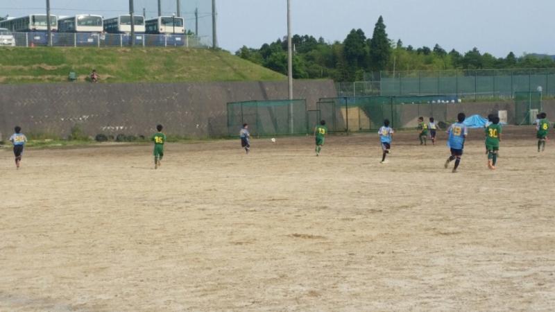 6/7(日)U14トレーニングマッチ