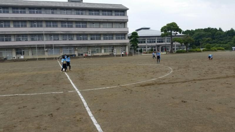 6/14(日)U13トレーニングマッチ