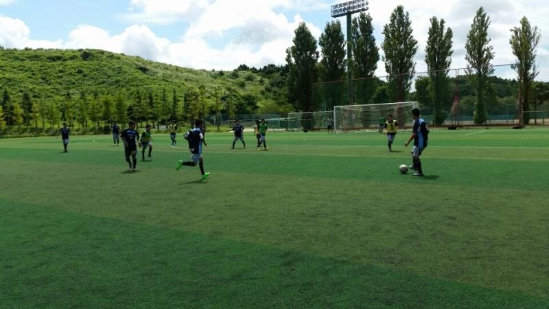8/24(月)U14トレーニングマッチ