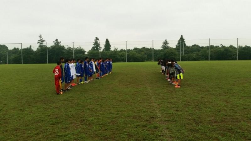 9/6(日)U13トレーニングマッチ