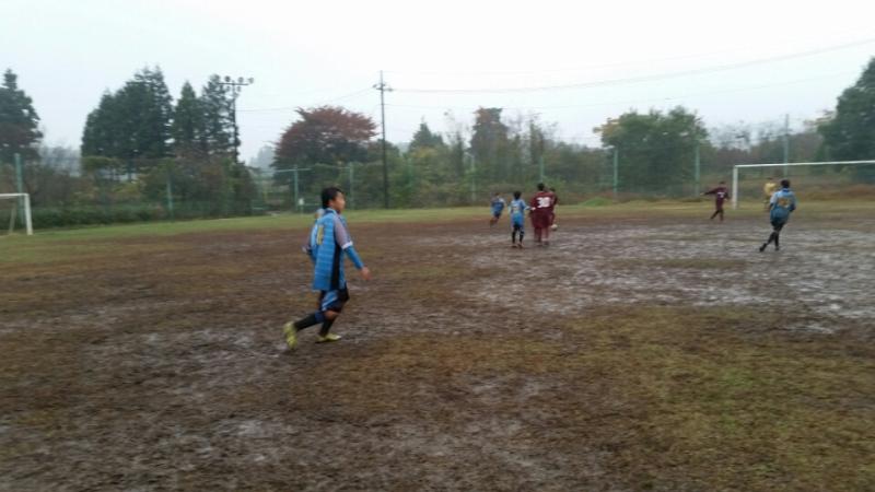 11/8(日)U14トレーニングマッチ