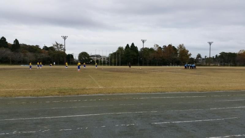 11/14(土)U13トレーニングマッチ