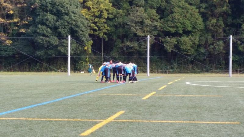 11/21(土)U13海浜リーグ順位決定リーグ/4位リーグ