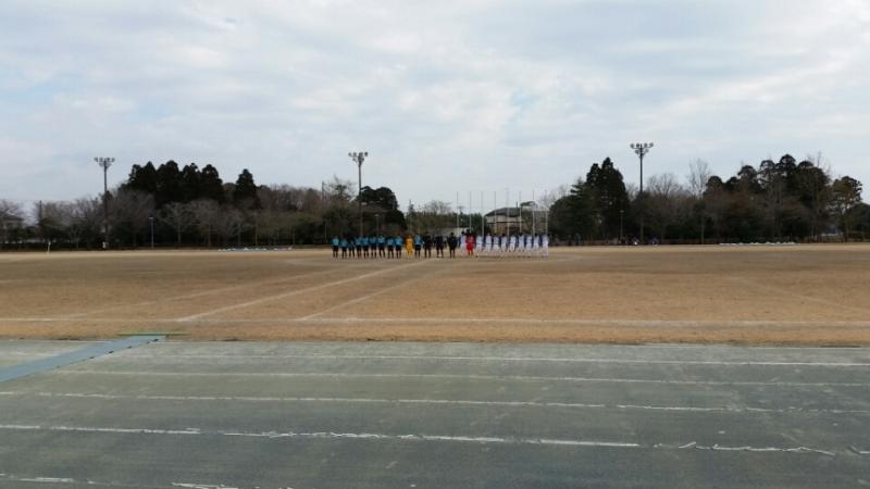 1/17(日)高円宮杯U15リーグ第1節