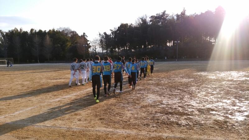 1/31(日)U13選手権 県大会1回戦
