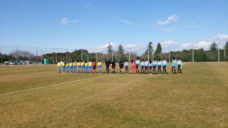 2/7(日)U14-B大網サッカーフェスティバル準決,決勝