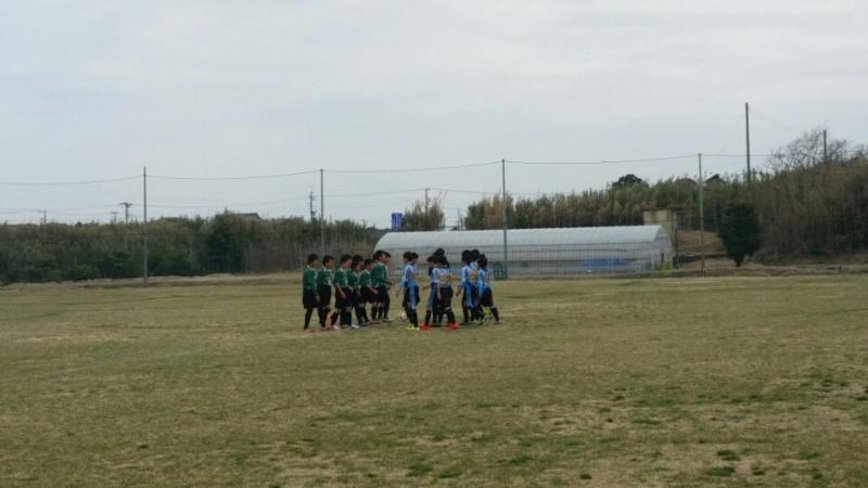 4/1(金)新U14トレーニングマッチ