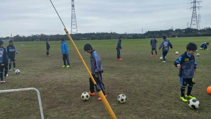 4/2(土)新U14トレーニングマッチ