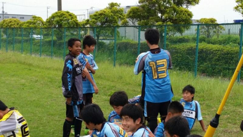 5/28(土)U14トレーニングマッチ
