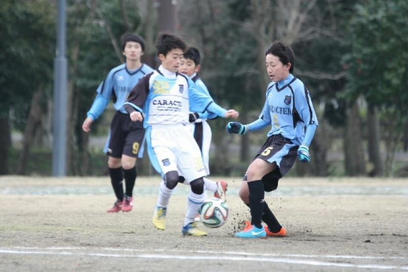第10期生卒団記念試合-3