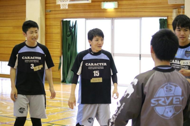 第11期生卒団合宿2日目-2