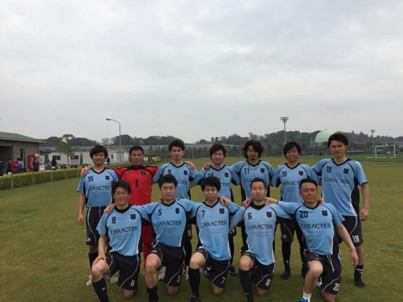 4/3(日)トップチーム第23回全国クラブチームサッカー選手権 千葉県予選