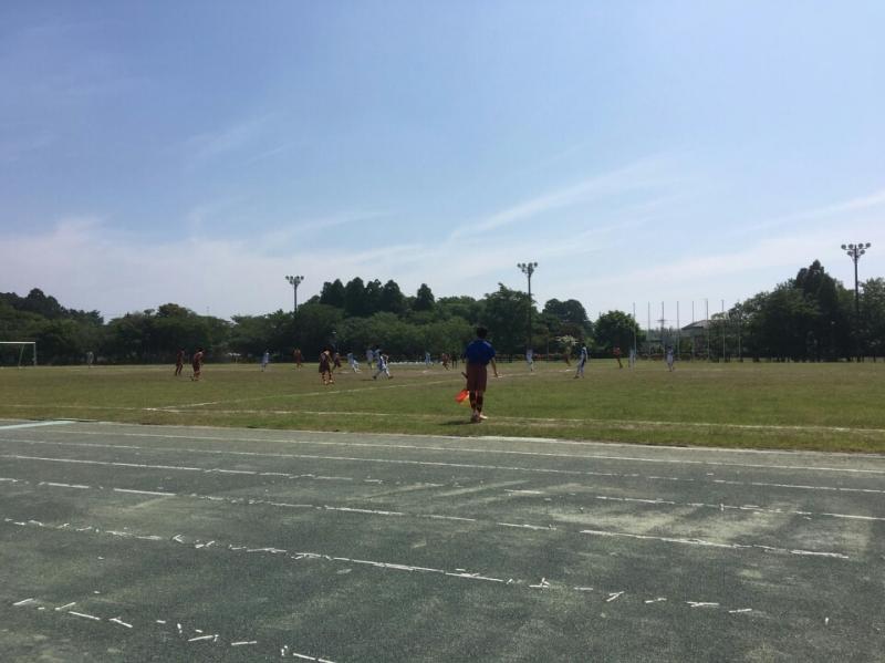5/29(日)U14トレーニングマッチ