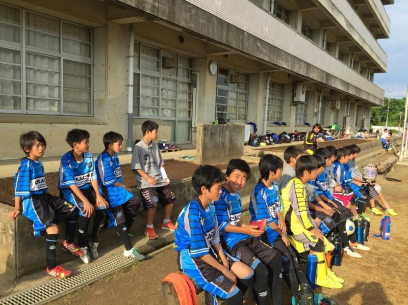 6/5(日)U13海浜リーグ