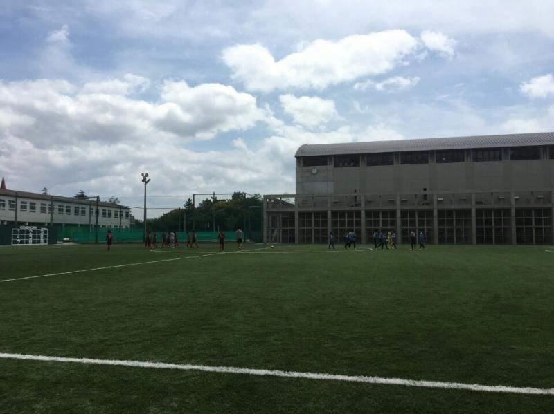 6/12(日)U14トレーニングマッチ
