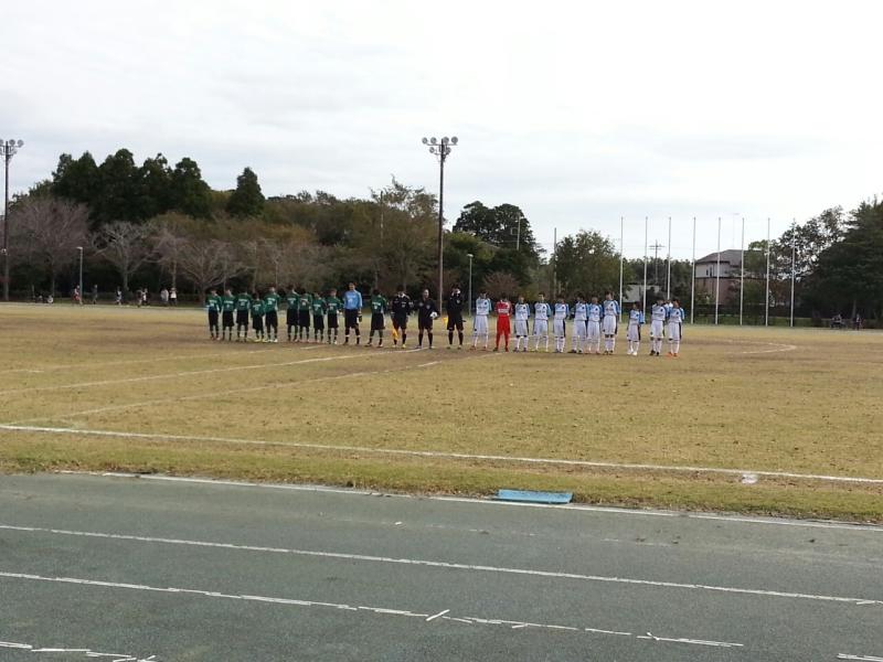11/3(月)U13県1部リーグ第8節